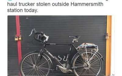 Are stolen bikes ever recovered? Interview