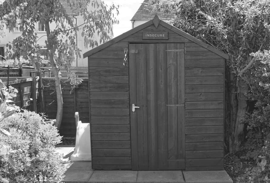 Shed security - 5 tips to help secure wooden sheds ...