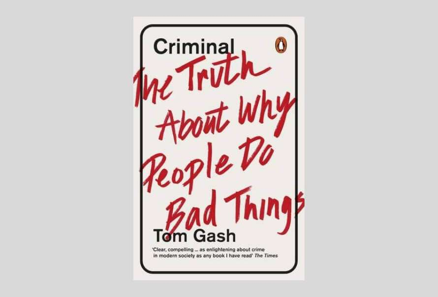 Tom Gash interview about crime and cycle theft