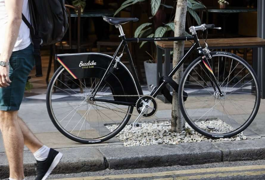 BuzzBike bicycle subscription in London