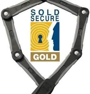 Abus Bordo Granit X-Plus 6500/85 Folding Lock
