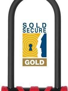Abus Ultimate 420 D-Lock - Gold Sold Secure