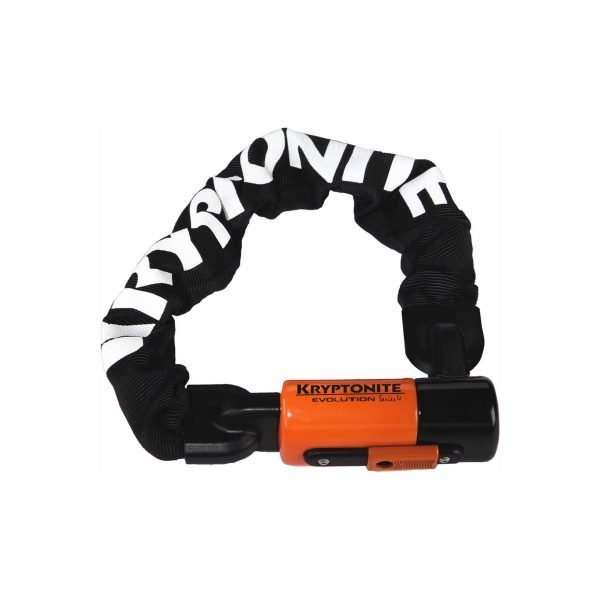 Kryptonite Evolution Series 4 1055 Chain Lock D Locks