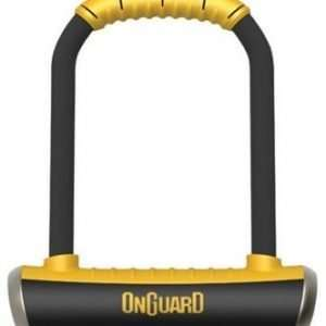 OnGuard Brute Standard Shackle U-Lock - Gold Sold Secure Rating