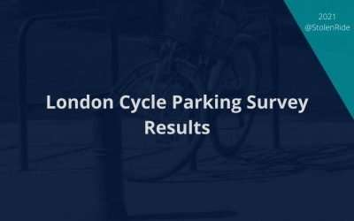 London Cycle Parking Survey results