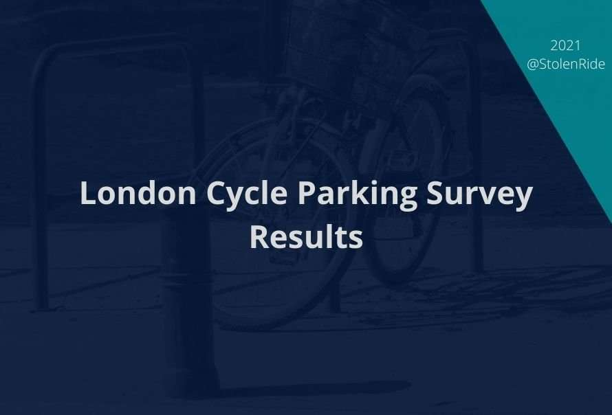Cycle Parking Survey - London