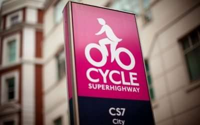 Cycling levels continue to rise in the capital
